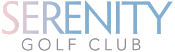 Serenity Golf Club Logo
